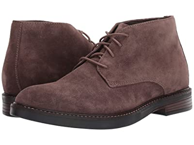 Clarks Paulson Mid (Taupe Suede) Men