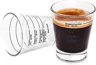 Espresso Shot Glass Measuring Barista Cup (2)