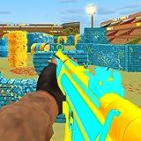 Battle Arena Paintball Shooting Game