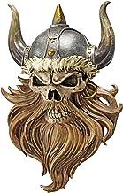 The Skull of Valhalla Viking Warrior Wall Statue [Kitchen]