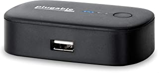 Plugable USB 2.0 Switch for One-Button USB Device Port Sharing Between Two Computers (A/B Switch)