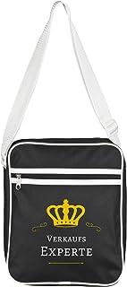 Diseño de bolso de venta experto en colour negro