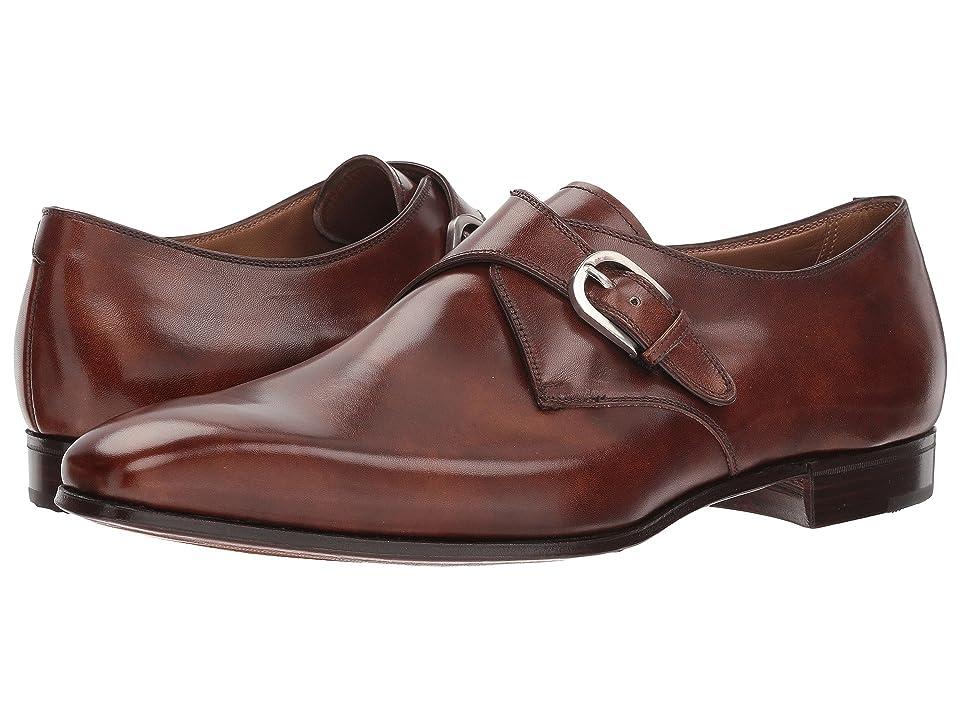 Gravati Plain Toe Single Monk (Radica) Men