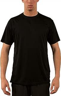 Men's UPF 50+ UV Sun Protection Outdoor Performance Short Sleeve T-Shirt