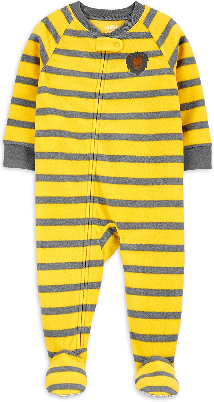 Baby Toddler Baby Boys Girls Footed Blanket Sleeper Pajamas Animals, Trucks, Cars