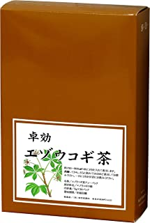 自然健康社 エゾウコギ茶 5g×30パック 煮出し用ティーバッグ
