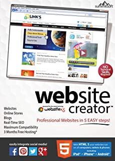 website creator v9