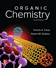 Best organic chemistry carey 10th edition Reviews
