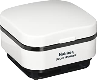 Holmes  Smoke Grabber Ashtray and Odor Eliminator, HAP75-UC2,White,Air Purifier