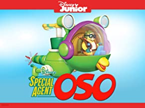 Special Agent Oso Volume 5