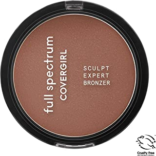 Covergirl Full Spectrum Sculpt Expert, Bronzer Ebony, 0.39 Ounce