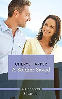 A Soldier Saved (Veterans' Road Book 1)