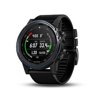 Garmin Watch-Sized Surface GPS Dive Computer