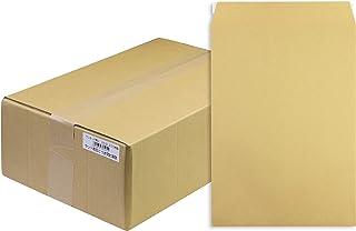 マルアイ 封筒 クラフト封筒 テープ付き 角形2号 A4対応 85g 250枚 E301349