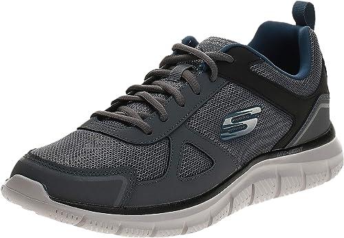SkechersSkechers Track-scloric 52631-bbk Sneakers Basses Homme