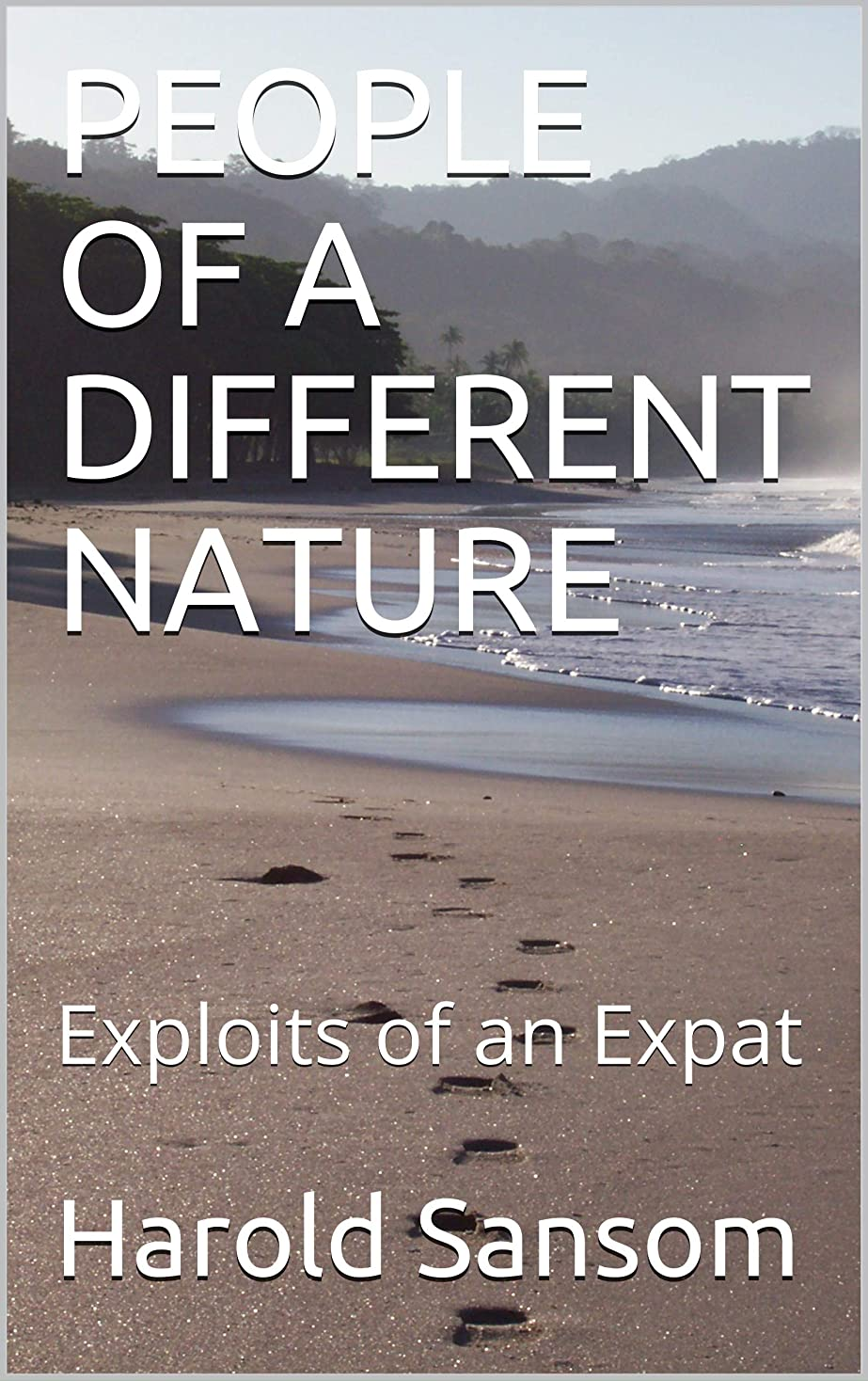 ガイドライン終わらせるノートPEOPLE OF A DIFFERENT NATURE: Exploits of an Expat (English Edition)