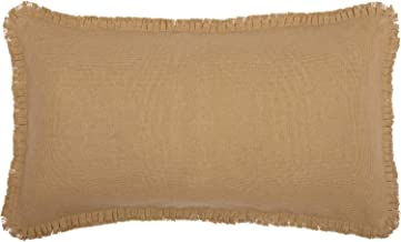 Best burlap pillow shams Reviews