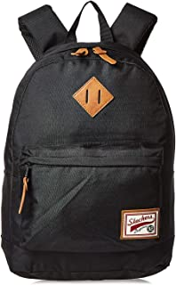 Skechers Unisex Casual Backpack, Black - S402-6