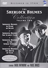 The Sherlock Holmes Collection - Volume 2: (The House of Fear / The Spider Woman / Pearl of Death / The Scarlet Claw)