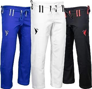 Vali Isso Gi Pants Brazilian Jiu Jitsu Gi 10oz Cotton for BJJ