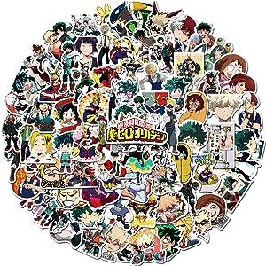 Anime Sticker, 100PCS Waterproof Stickers