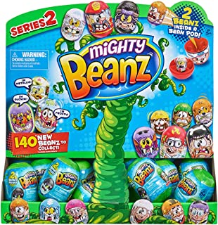 Mighty Beanz 66525 2 Pack Season 2, Multi