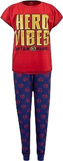 Marvel Captain Womens Pyjamas