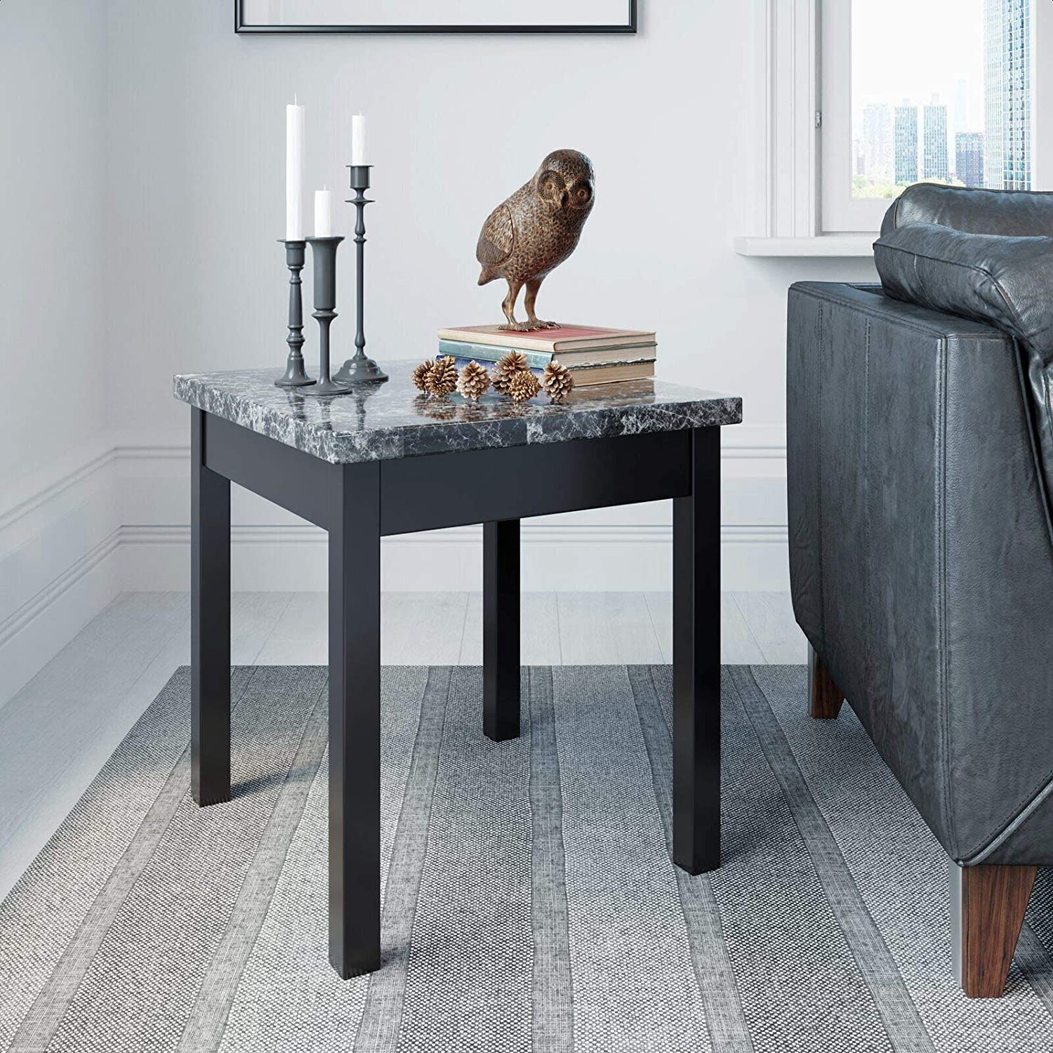 Japhenia End Table Base Color: Tools Rapid rise Brown Indefinitely Required Additional