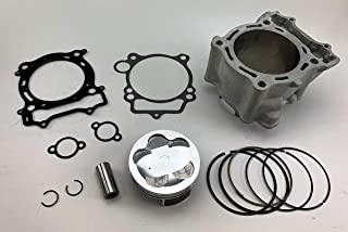 Cylinder Piston Gasket Kit for Yamaha YFZ450 YFZ 450 Stock Bore 95mm 11.4:1 2004~2013