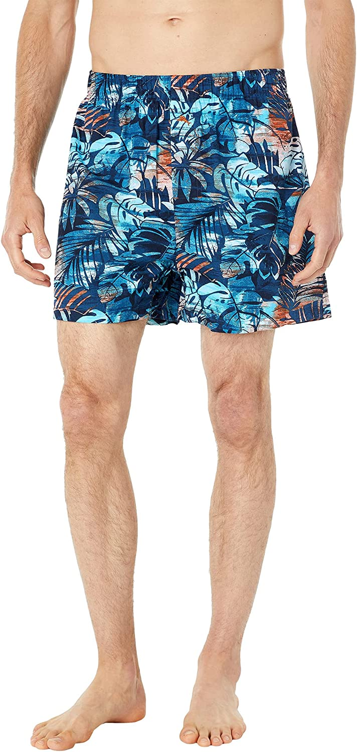 Tommy Bahama Cotton Woven Boxers