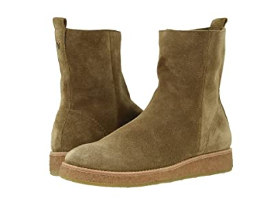 Trask Cassy (Taupe Waterproof English Suede) Women