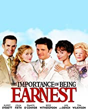 Best the importance of being earnest 2002 movie Reviews