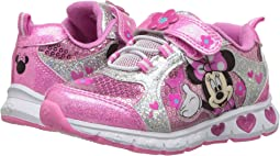 Josmo Kids Minnie Heart Bottom Sneaker (Toddler/Little Kid)