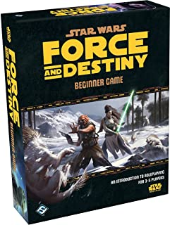 Star Wars: Force and Destiny - Beginner Game
