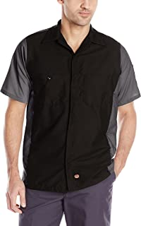 Men's Rip-stop Short-sleeve Crew Shirt