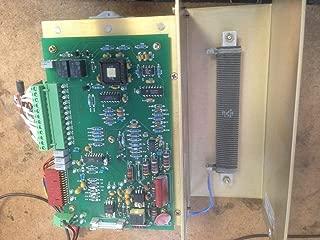 USED GE FANUC IC660EBD101S GENIUS I/O MODULE, IC660TSD100L TERMINAL