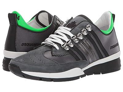 DSQUARED2 251 Runner Sneaker (Grey/Black) Men
