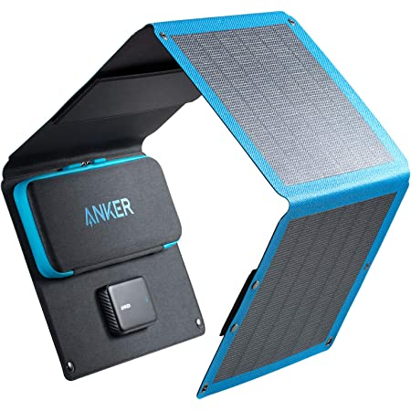 Anker PowerSolar Flex 3-Port 24W (3ポート USBソーラーチャージャー) 【合計最大出力21W / PowerIQ 搭載】キャンプ アウトドア iPhone iPad Galaxy Android 各種対応