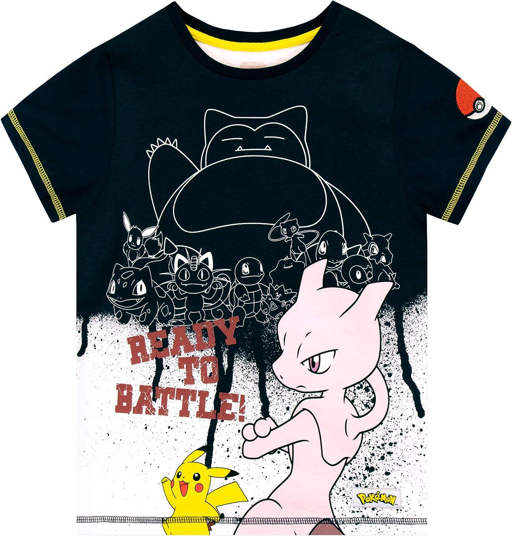Pokemon Boys Snorlax T-Shirt