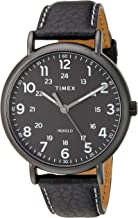 Timex Men's Weekender XL 43mm Watch