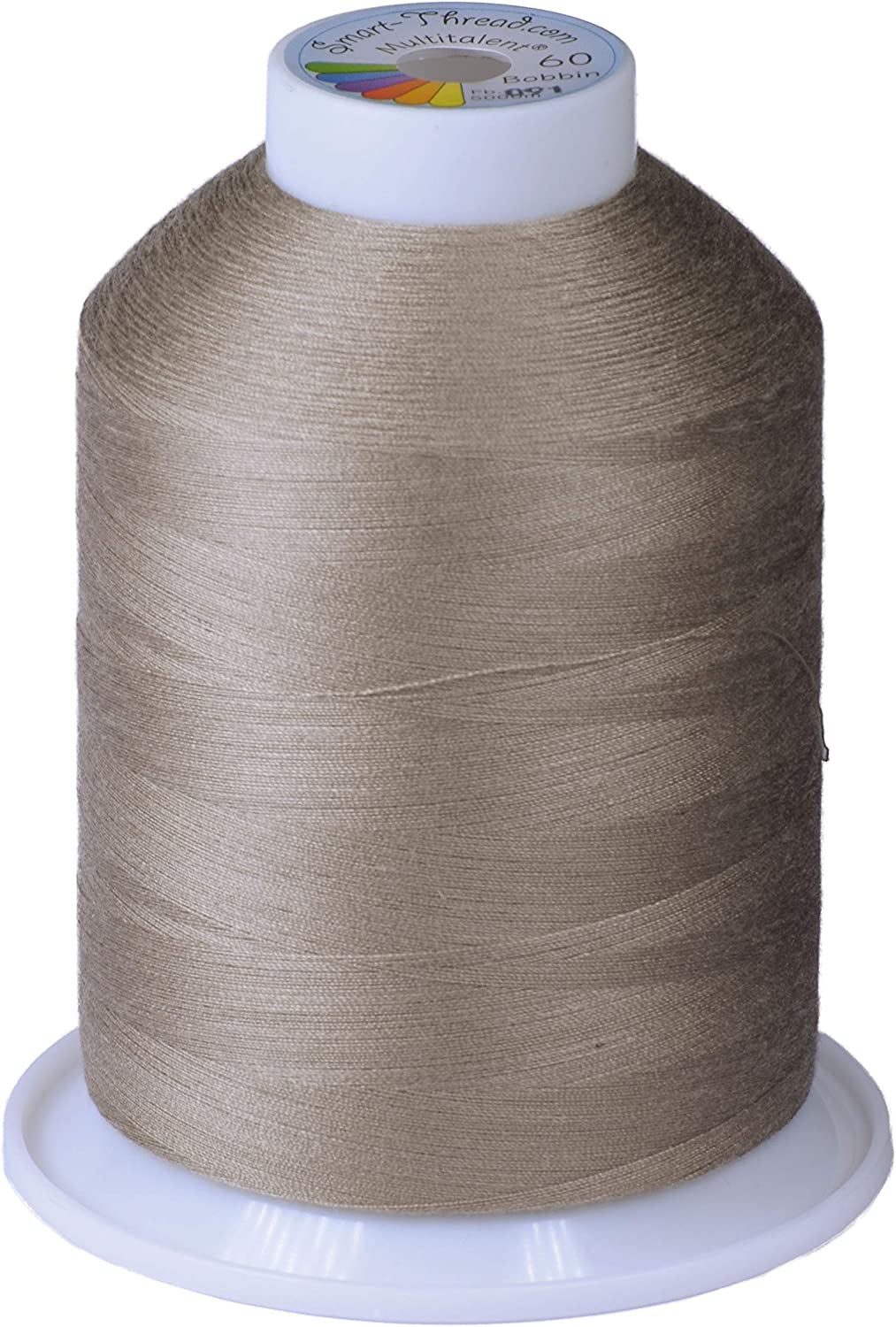 Multitalent/® Bobbin//Unterfaden 6 x 1100 Blanco