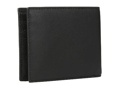 con Lacoste de billetera pequeño regalo negro caja Billetero llavero rwvYqr