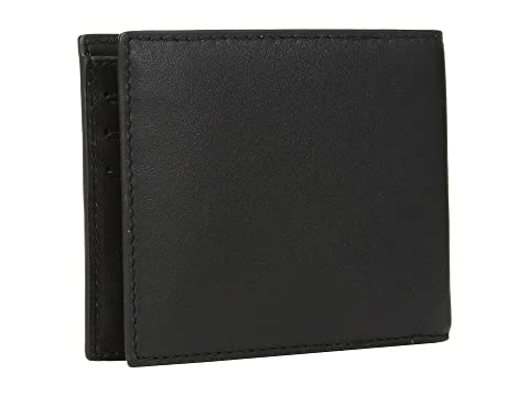 Lacoste caja con llavero de pequeño Billetero regalo billetera negro HtfwzHrxq