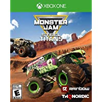 Deals on Monster Jam Steel Titans Xbox One