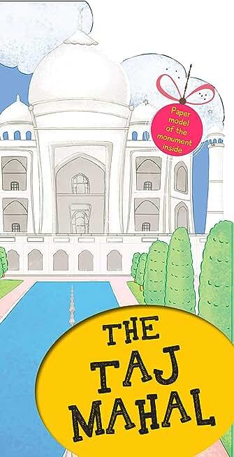 Cutout Books: The Taj Mahal (Monuments of the world) (English Edition)
