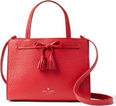 Kate Spade New York Hayes Street Sam Leather Bag, Royal Red