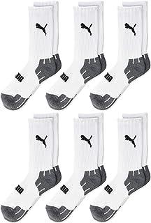 PUMA boys Crew Socks