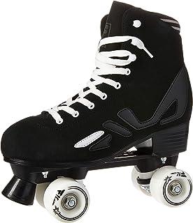 Patins Quad Fila Logo Black Unissex Fila Skates unissex PRETO