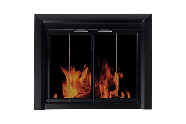 Swell Best Glass Screens For Fireplace Amazon Com Interior Design Ideas Gresisoteloinfo