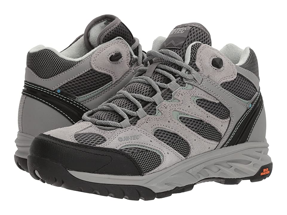 Hi-Tec V-Lite Wildfire Mid I Waterproof (Cool Grey/Graphite/Iceberg Green) Women
